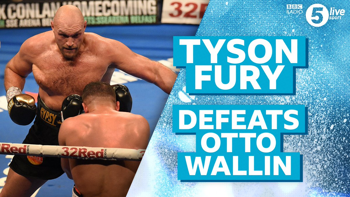 🥊 Fury battles through cut to beat Wallin🎙 Mike Costello, Andy Lee and @bigdaddybunce review a dramatic fight in Las Vegas📻 New Podcast - https://bbc.in/2mgHtEv #bbcboxing