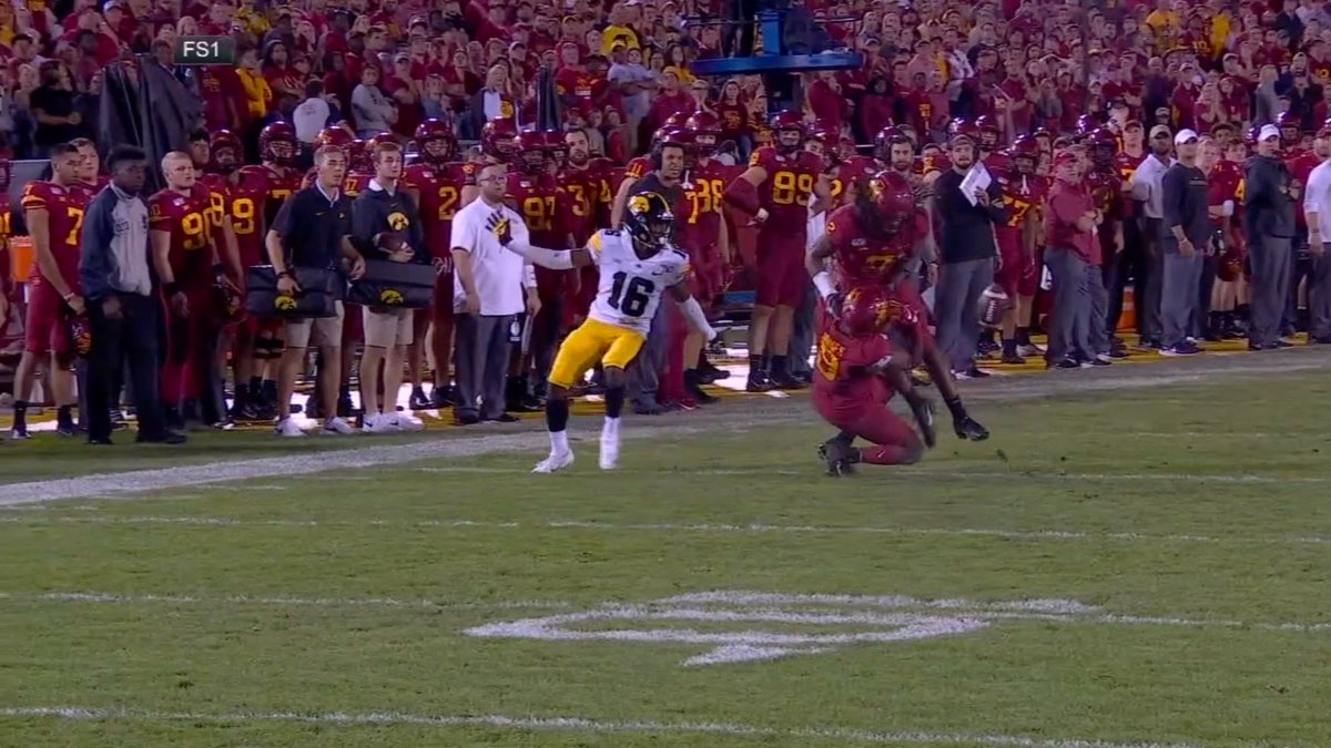 WATCH: Michigan State leads college football's most embarrassing Week 3 moments