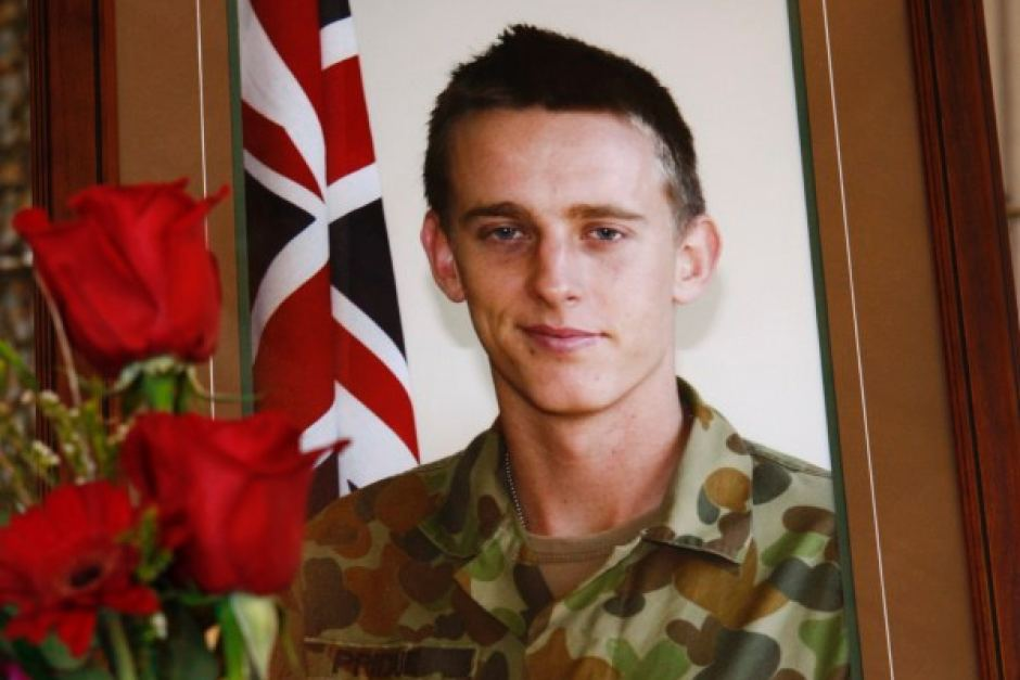 Today we remember Australian Craftsman Beau Pridue, who died in a Unimog accident in East Timor on 15 September 2011. A reservist armaments fitter, he was a member of the Timor Leste Task Group with the International Stabilisation Force (ISF). Rest in peace, Beau #LestWeForget <br>http://pic.twitter.com/GV72jVg4H3