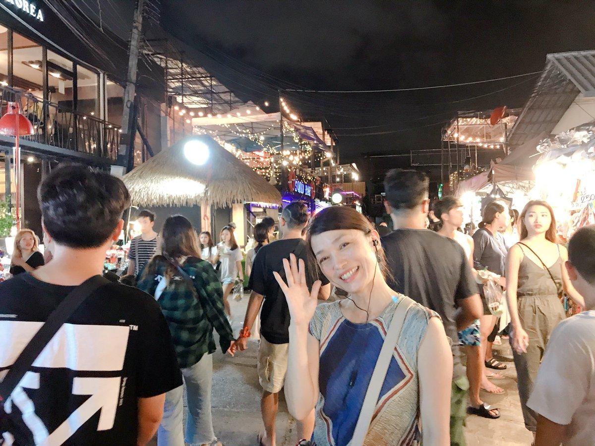 はろ~🤗私の音ブログ「明日香のキッチン・トーク」Ep48: 美味しい!楽しい!バンコクの旅 パート4〜大賑わいのトレインマーケット、バイノーラル録音で疑似体験を配信しました。今回はヘッドホンでぜひ🎧 #ポッドキャスト #Podcast #タイ #バンコク #バイノーラル録音 #ASMR https://anchor.fm/djasuka/episodes/Episode-48----Bangkok-Travel-Part4-ASMR-e5cmlk…