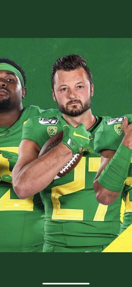 Kirby Yates 2 TDs for the Ducks