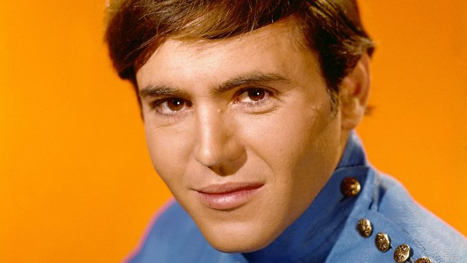 Happy birthday to the great Walter Koenig! 83 this year! Live long and prosper!!