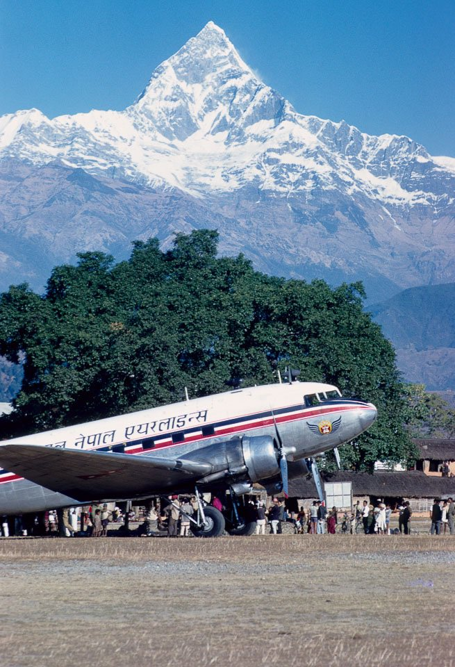 We want to give a HUGE shoutout to the @kathmandupost Post for publishing beautiful pictures of old #Pokhara from the 60s, most of them were taken by our @PeaceCorps #Nepal volunteers when they served in Pokhara, including teaching in local schools.https://kathmandupost.com/visual-stories/2019/09/12/once-upon-a-time-in-pokhara …