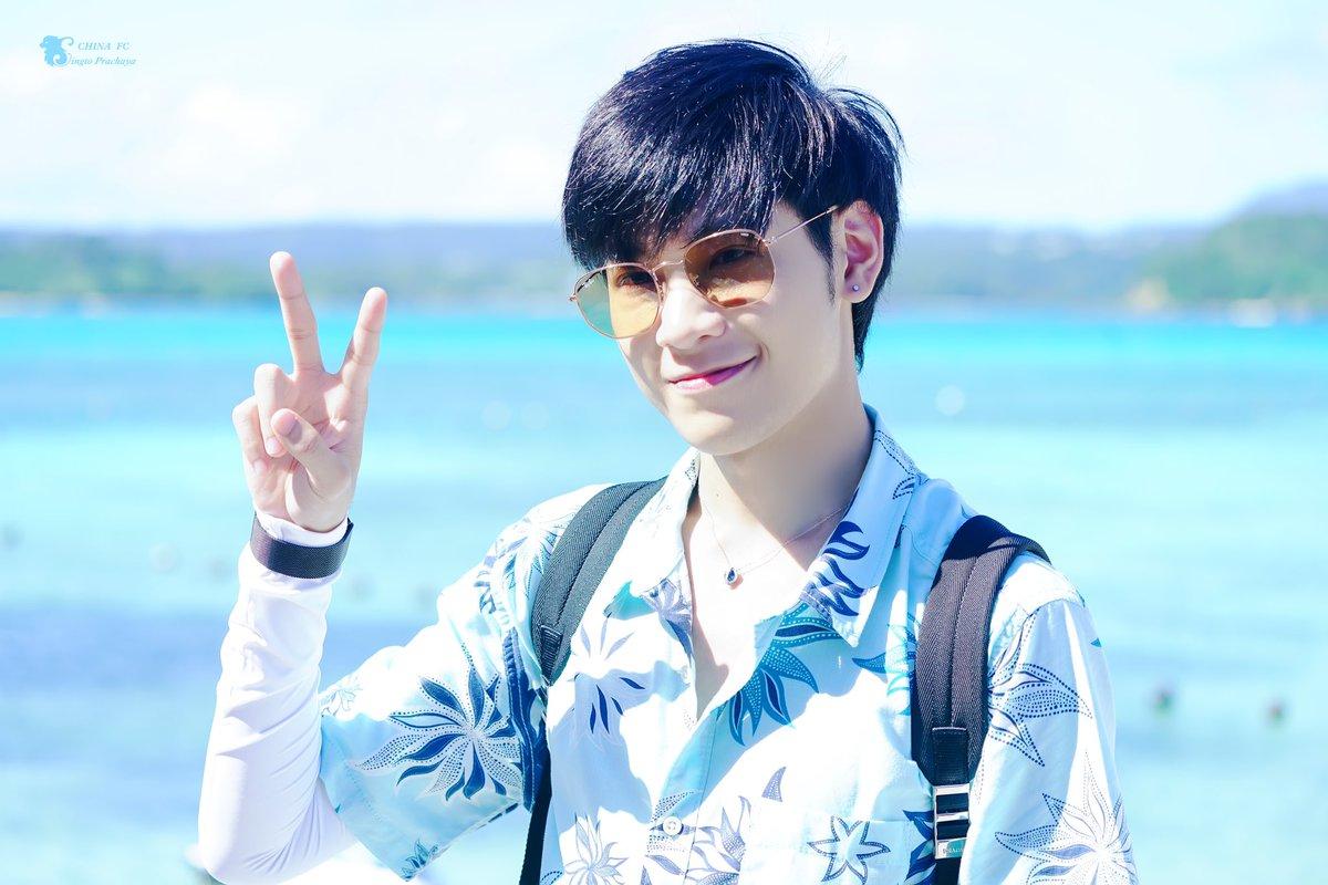 #SingtoPrachaya  Sunshine…Beach...(1/2) <br>http://pic.twitter.com/rktMNxaPRC
