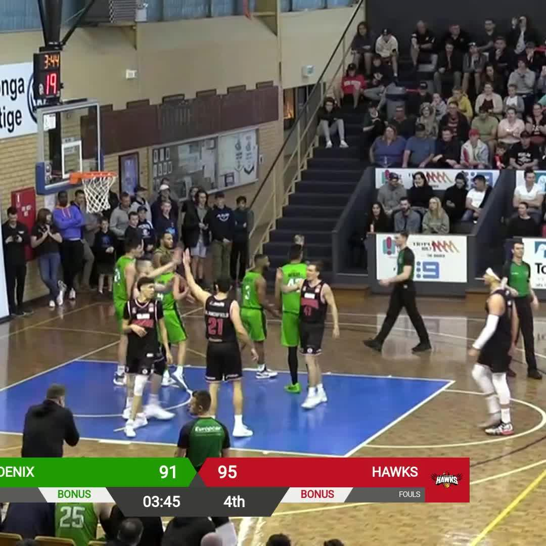 LaMelo Ball dropped 21 points during third NBL preseason game