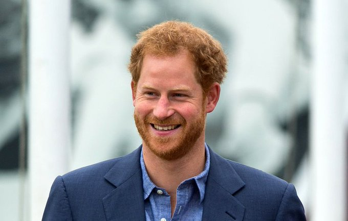 Happy 35th birthday to Prince Harry! We\re sending our best wishes to the Duke of Sussex today.
