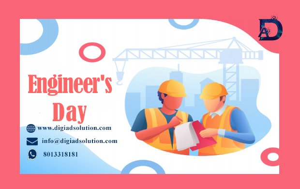 This special day is celebrated to pay tribute to great #Engineer of India Bharat Ratna Mokshagundam Visvesvaraya. Role of Engineers in developing the country cannot be ignored. #EngineersDay #WorldEngineering #EngineersDay2019 Visit Now: http://www.digiadsolution.com/pic.twitter.com/xvjKWjXkkV