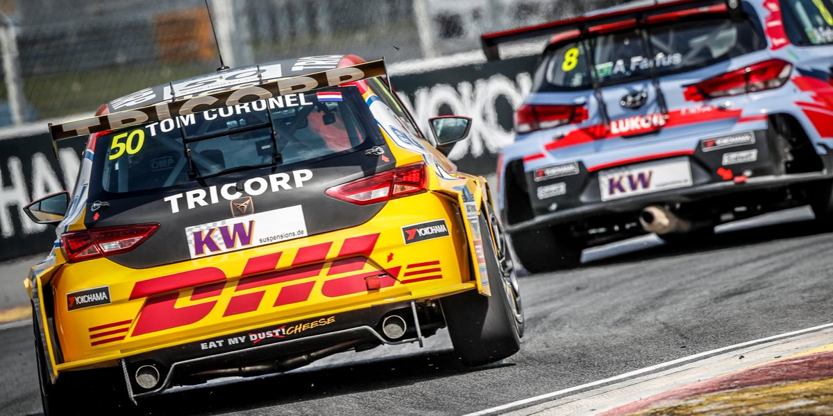 RT @DHL_Motorsports: .@FIA_WTCR bids farewell to China. Next stop: Japan. Delivered by #DHL. #DHLMotorsports https://t.co/u16uLgxPdc