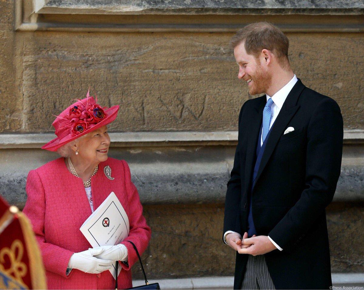 🎉 Happy Birthday to The Duke of Sussex – 35 today! #HappyBirthdayHRH