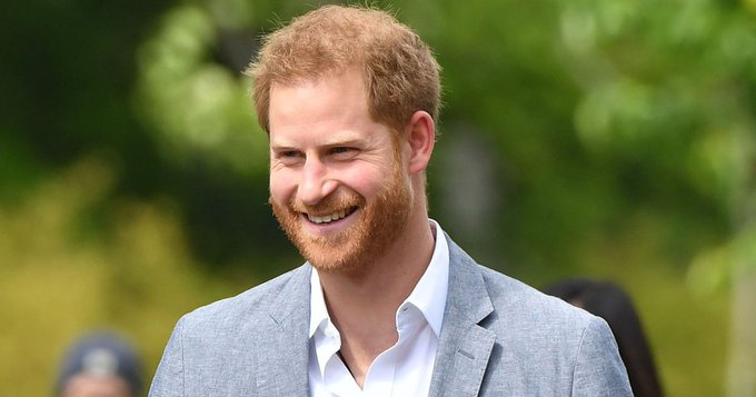 Happy 35th Birthday to The Duke of Sussex...Our Prince Harry