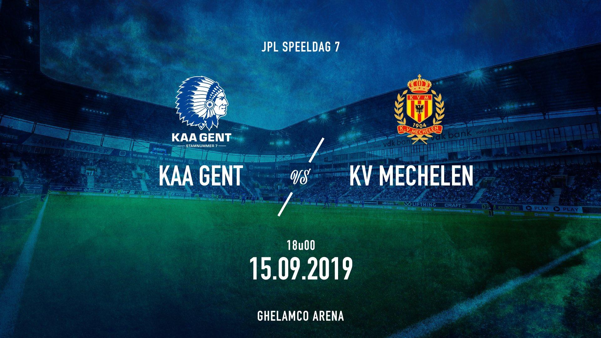 Kaa Gent On Twitter Not Just A Matchday Gntkvm Jpl