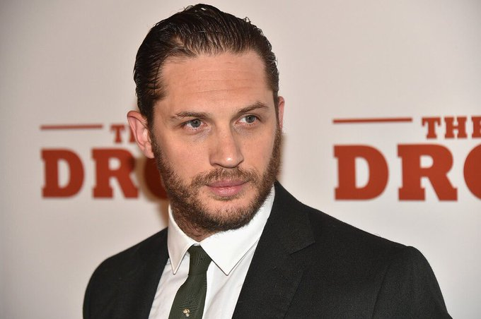Happy birthday to one of the best actors of this generation, Tom Hardy!