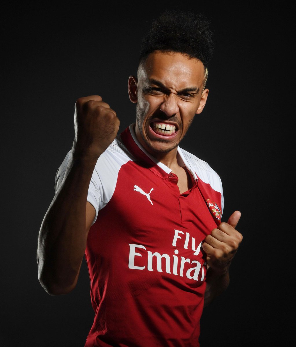 COMPETITION: If Pierre-Emerick Aubameyang scores first against Watford today, we'll giveaway a 2019/20 Premier League shirt of your choice.  Simply RT and follow this account to enter. <br>http://pic.twitter.com/VYfPfRS0f2