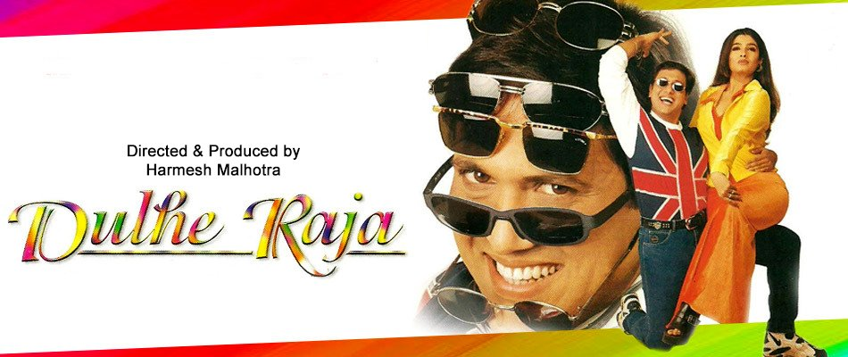 Ranjini On Twitter Dulhe Raja Is One Of The Best Govinda Movie