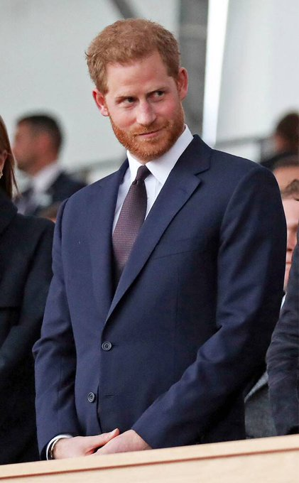 Wishing a huge happy birthday to Prince Harry today!