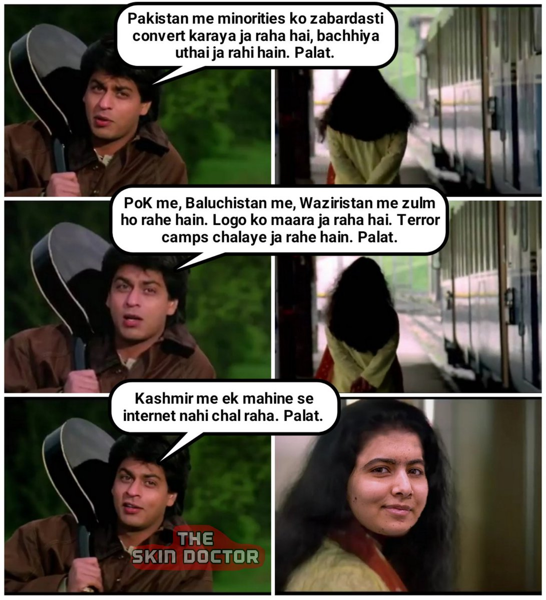 Miss @Malala's activism summarised :<br>http://pic.twitter.com/ehvjSygIBv