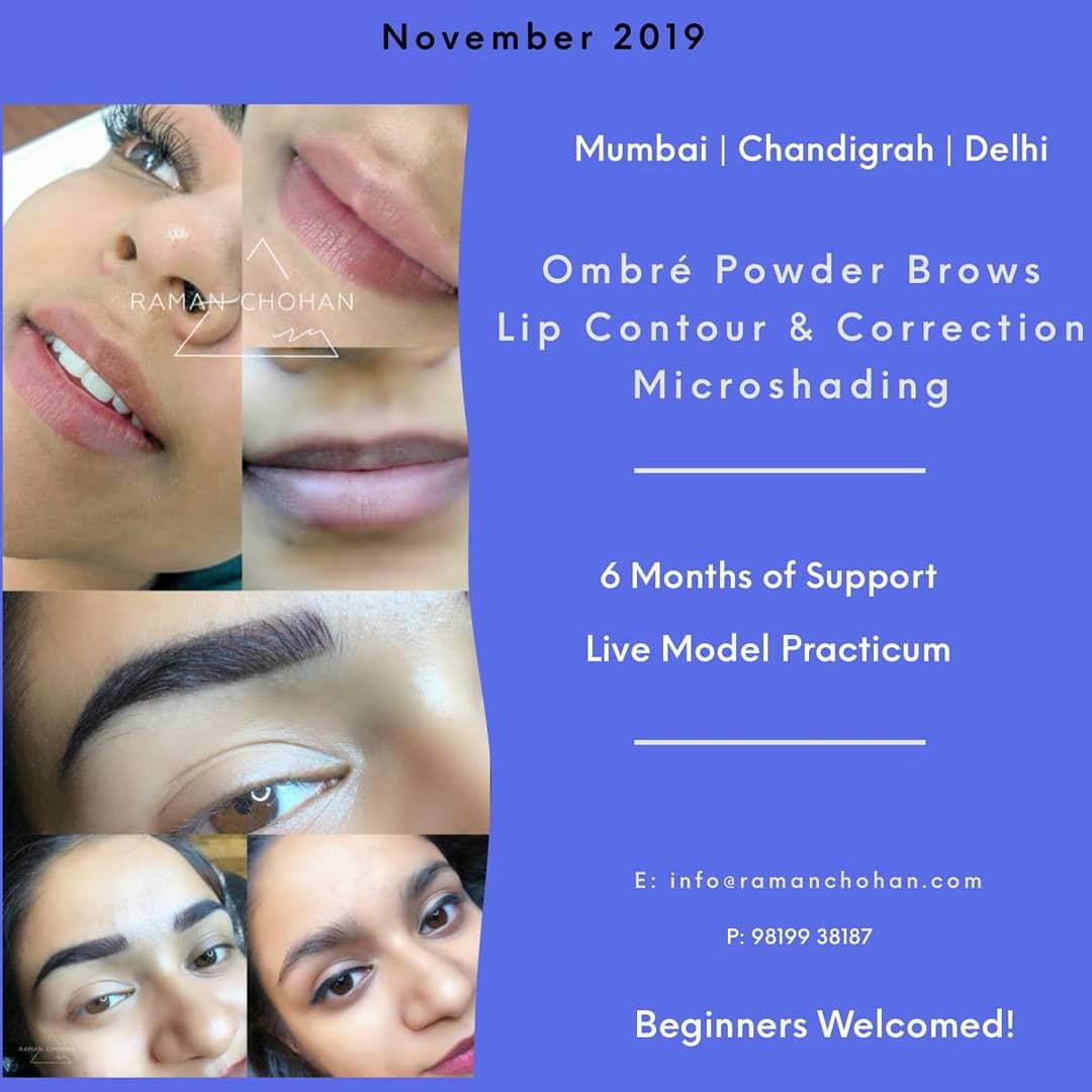 Semi Permanent Makeup Ramanchohan