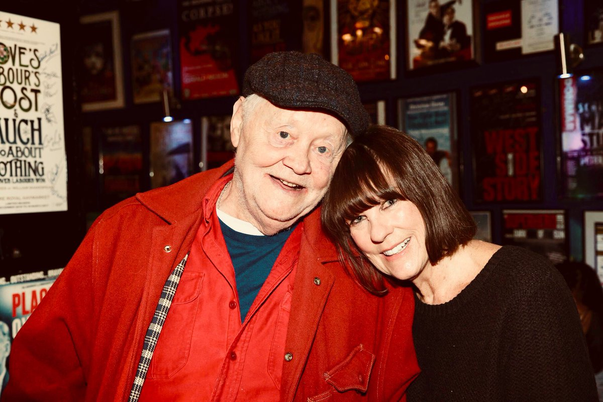 Rembering this extraordinary actor, & even more extraordinary man, who died exactly a year ago. We miss him so. R.I.P. Dudley Sutton <br>http://pic.twitter.com/aDYhi1Uzkb