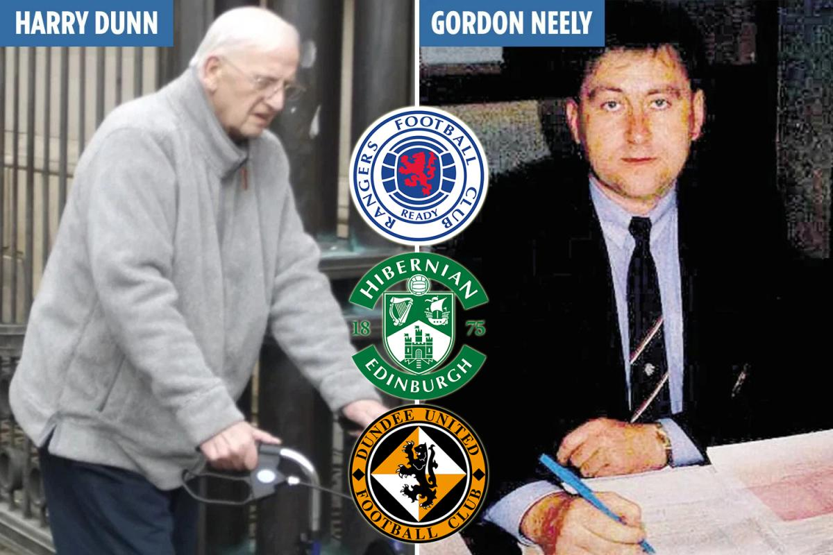 Victims of vile football paedos Harry Dunn and Gordon Neely suing clubs they were linked to – including Rangers, Hibernian and Dundee United   https://www. thescottishsun.co.uk/news/4720887/f ootball-paedo-rangers-hibs-dundee-united-sue/?utm_medium=Social&utm_campaign=scottishsuntwitter&utm_source=Twitter#Echobox=1568533076  … <br>http://pic.twitter.com/amnoGb35L0