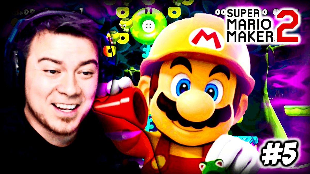 Lasst da mal den Super-Experten ran... https://youtu.be/o56cplQ5NL8  . . . #supermario #supermariomaker2 #supermariomaker #nintendo #nintendoswitch #deutsch #youtuber #gamerlife #gaming #gamer #zocken #zocker #fortheplayers #zockerfakten #zockerboypic.twitter.com/JsHdITxypU