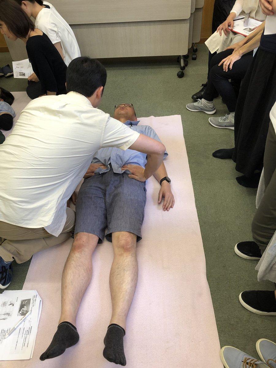 test ツイッターメディア - 腹横筋と骨盤底筋群の機能チェック https://t.co/nnq3DedauO