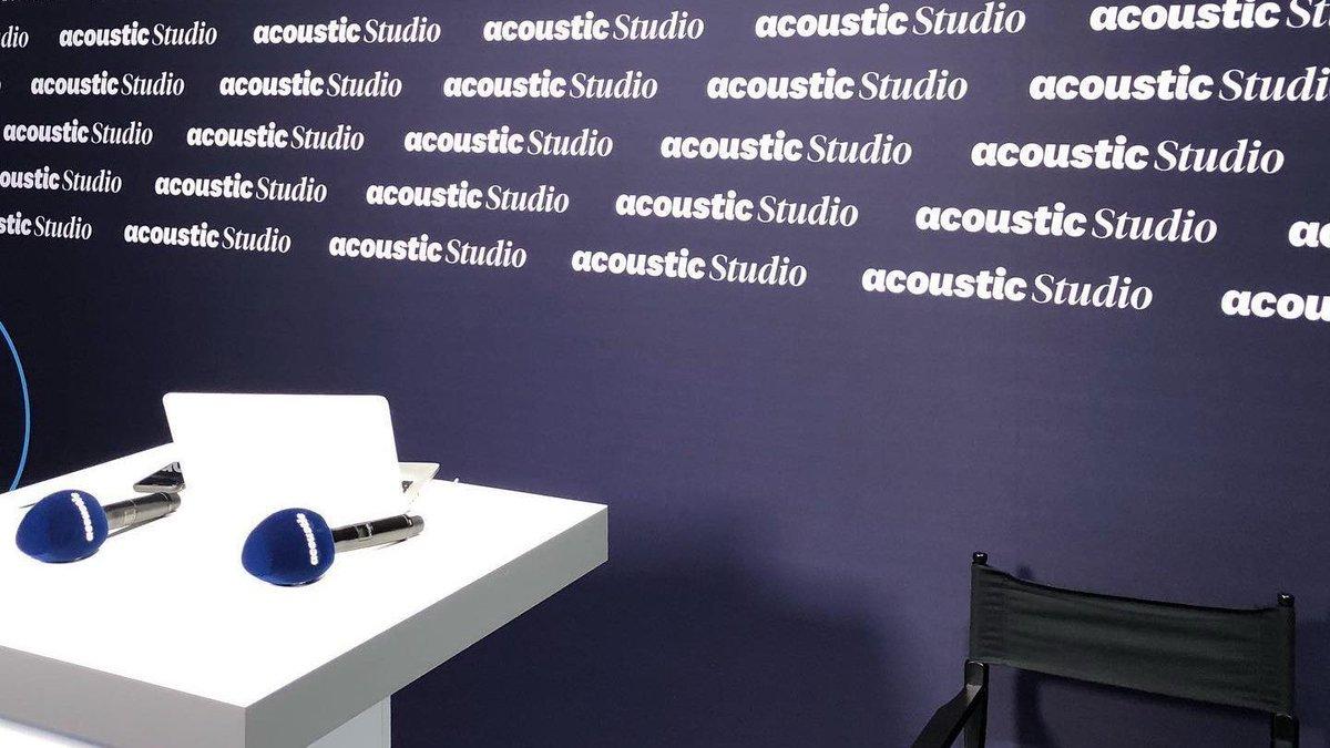 Über die Kunst des Zuhörens im digitalen Marketing #dmexco19 - @gsohn zu den Beiträgen im ##AcousticStudio auf der #DMEXCO https://buff.ly/2Q8osml