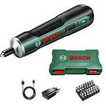 Image for the Tweet beginning: Bosch PushDrive Cordless Screwdriver -