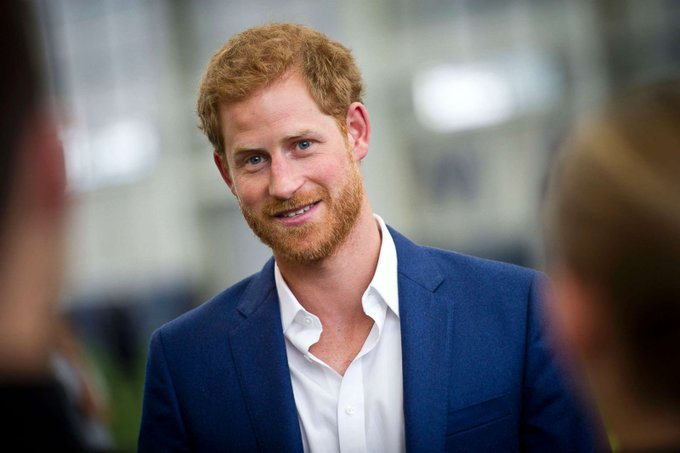 Happy birthday to Prince Harry, who turns 35 today!