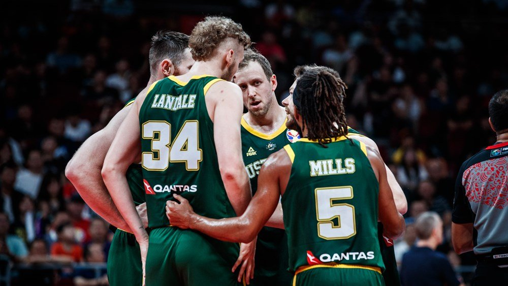 BOOMERS | Final.  🇦🇺Australia 59  - France 67🇫🇷  The boys ran out of a gas down the stretch after a simply amazing @FIBAWC run.  Leaders ⬇️  Points: Ingles 17 Rebounds: Bogut 6 Assists: Dellavedova 5  #GoBoomers #AustraliaGotGame #FIBAWC