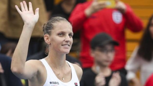 Karolina Pliskova has claimed her fourth WTA title of year,  at the Zhengzhou Open.Find out more 👉https://bbc.in/2lOIhjQ
