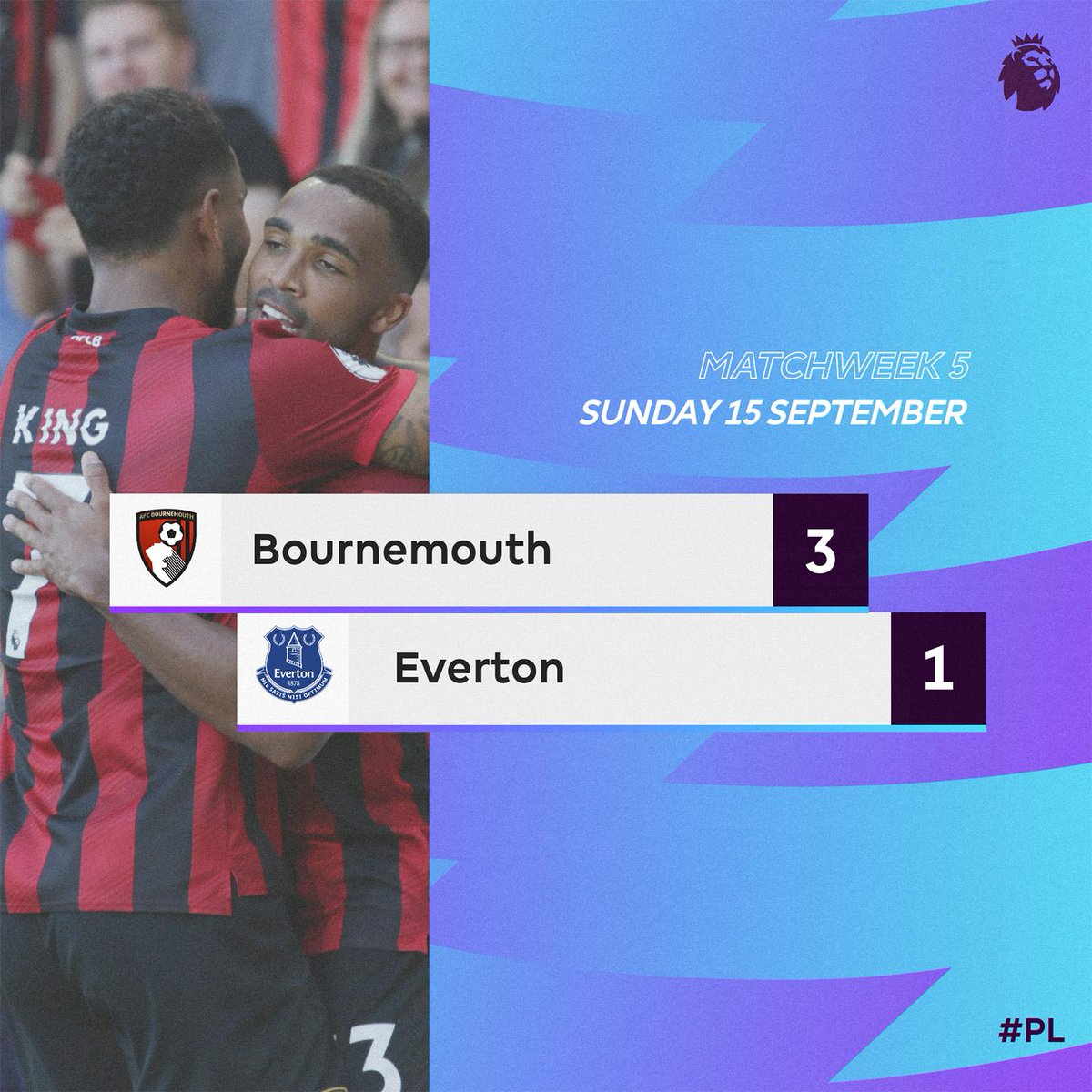 Bournemouth-Everton