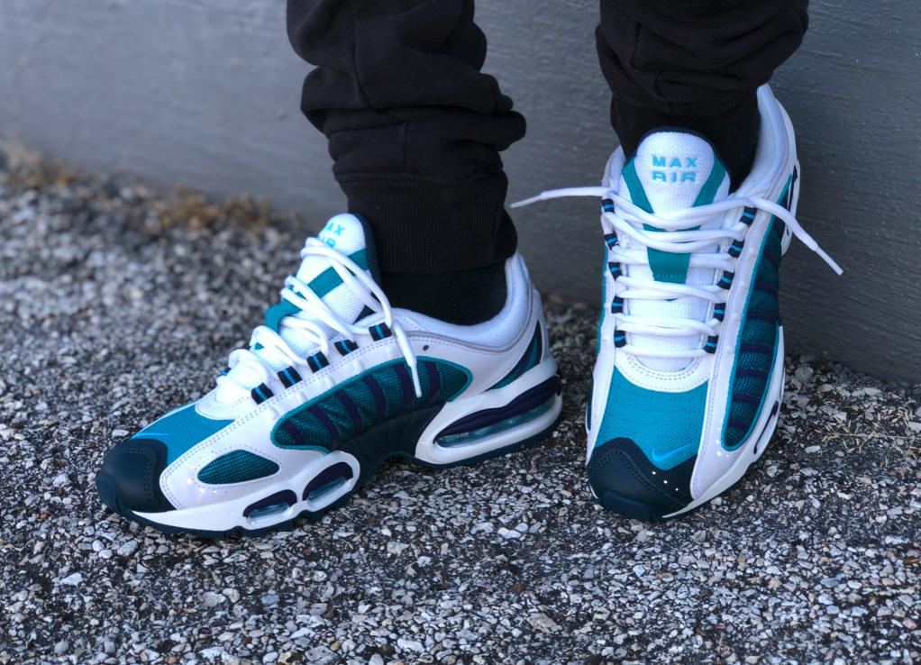 nike air max tailwind 4 spirit teal