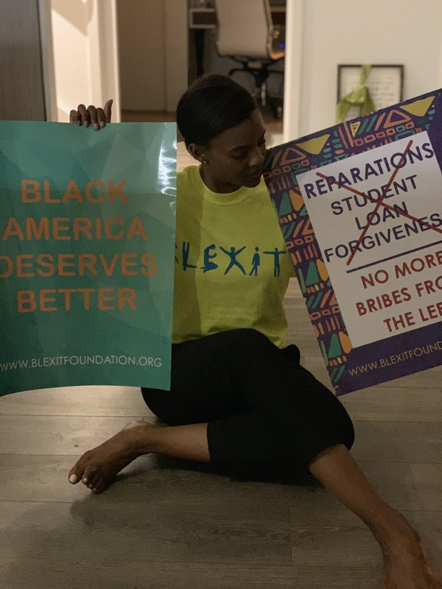 It's #BLEXIT Baltimore day and I could not be more excited!!! We just got approval to open up 50 more seats for the upstairs level so if you are nearby and want to stop by— grab your tickets using this link!! Doors open at 2pm!    https://www. eventbrite.com/e/blexit-balti more-tickets-70157136885  …   #LiberalsCantBullyUs<br>http://pic.twitter.com/P4XWp6dxUF