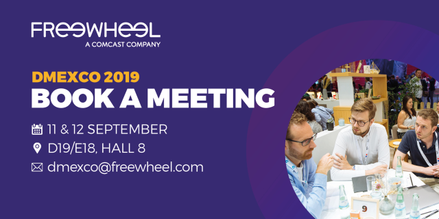 With #Dmexco fast approaching, it's the moment to prepare your visit. Come and say hello to our team in Hall 8.1 / Booth D19-E18! https://cologne2019.splashthat.com/#g-596076998 #Dmexco19 @dmexco #ComcastEmp http://bit.ly/2AjMFLJ