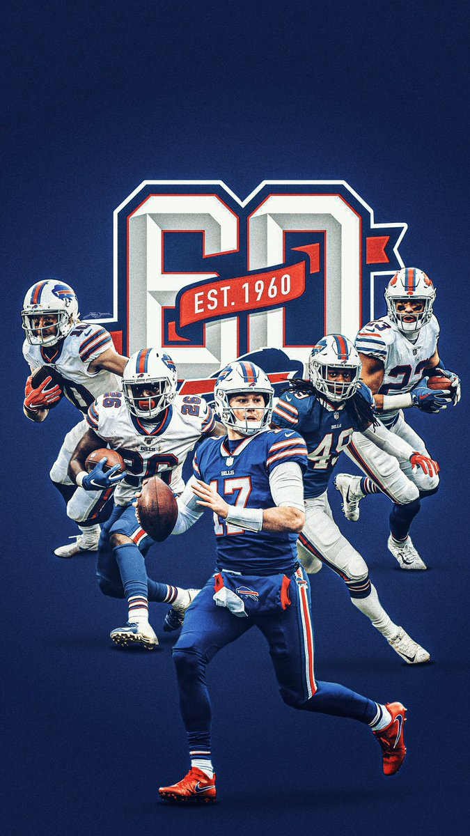 Jordan Santalucia On Twitter Buffalo Bills 2019 Wallpapers Mobile And Iphone X Sizes Gobills