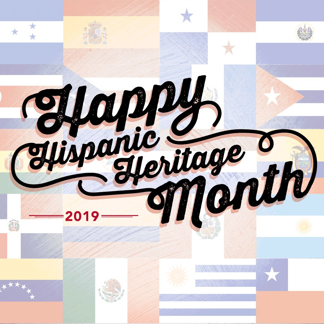 Happy #HispanicHeritageMonth !   This month and every month, we are honored to celebrate Hispanic American communities across the country and fight for our shared values— including a commitment to upholding religious liberty and fighting the dangers of socialism! <br>http://pic.twitter.com/giMFI54n0i