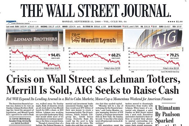 "LEH's balance sheet was ""only"" ~$800B.    Eleven years later, some are surprisingly trying to make the case that a collapse of China with its ~$40T balance sheet would somehow be good for US asset prices."