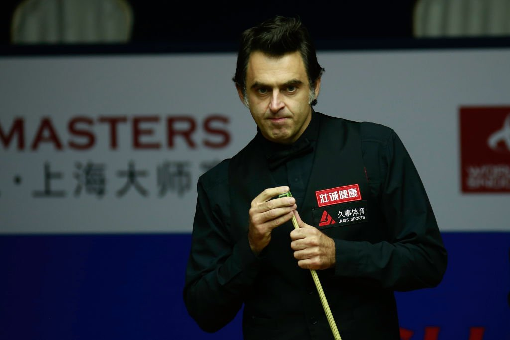 Ronnie O'Sullivan has won the Shanghai Masters for a third year in a row.Here's the report 👉https://bbc.in/2lWb061