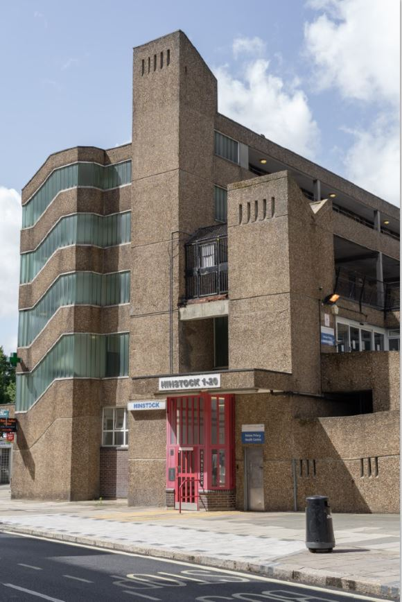 @dec_michal photographed many of those buildings from London for us which were so far not yet in our database!   London Database Newbie No. 1  Austin-Smith, Salmon, Lord Partnership: Hinstock Flats, London, Great Britain, 1965  http://sosbrutalism.org/cms/19103333   #SOSBrutalism