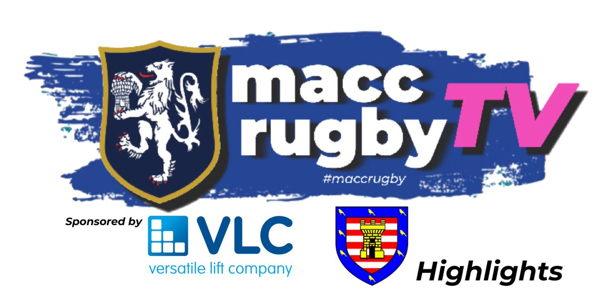 test Twitter Media - The highlights of the @MorpethRFC game are out on our Facebook page or follow this link to #maccrugbytv https://t.co/NTl8rEPb3Q #maccrugby https://t.co/J8168g6vhF