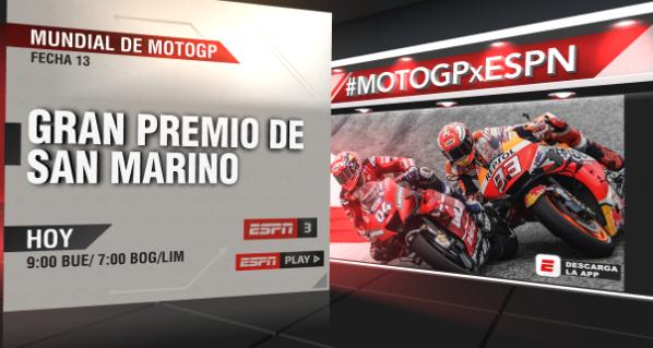 #MotoGPxESPN Foto