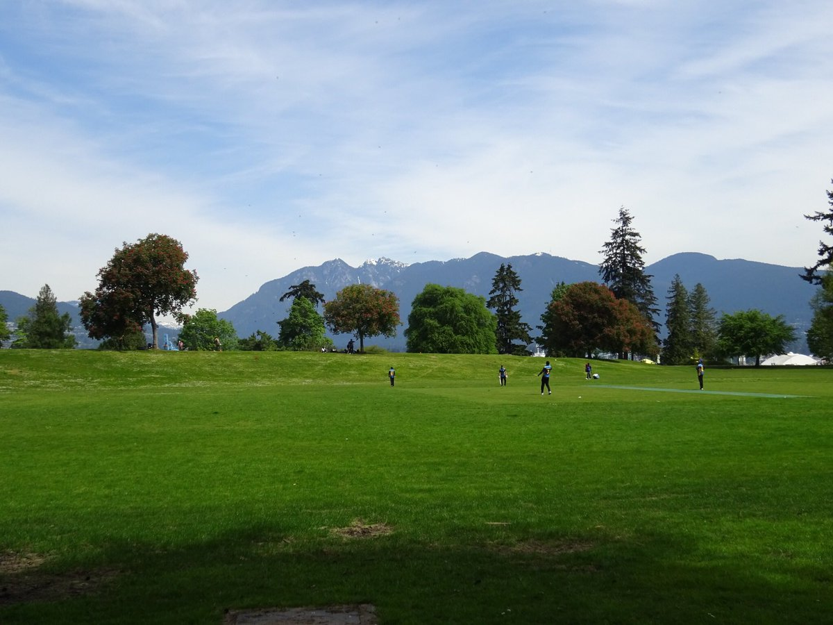 @Aggerscricket @bbctms Brockton Oval, Vancouver.  Was here in May. Stunning.