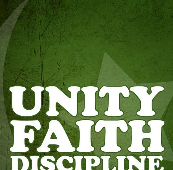 Accountability from top to bottom and according to authority is essential. It is clear that our leaders should learn lesson from past and learn from other global present examples, how peoples throw out the dreadful supremacy  #FaithUnityAndDiscipline<br>http://pic.twitter.com/qHWyERPrx2