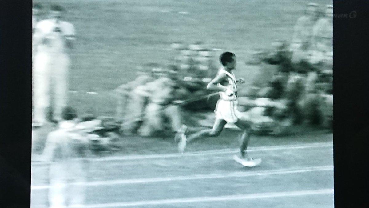 孫基禎も南昇竜もオリンピックで勝ったのに、祖国の国歌も斉唱できなければ、国旗も掲げることも出来ない。クドカンさん、そこちゃんと言ってくれた!しっかり汲み上げてくれた! #いだてん
