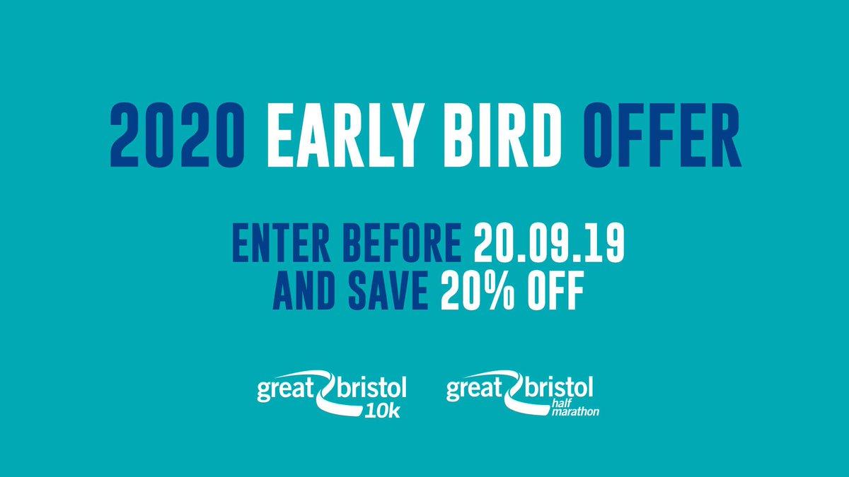 early bird deals bristol