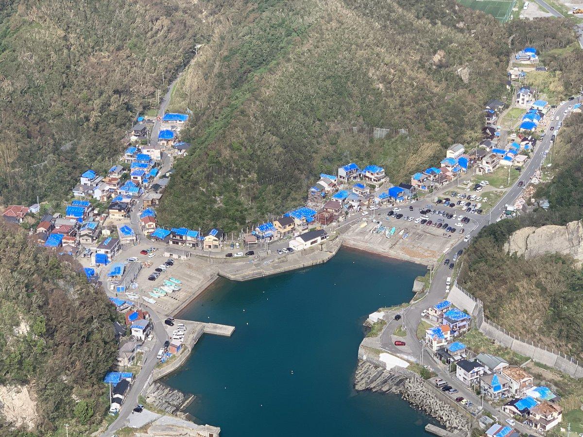 RT @ogawashinichi: これも鋸南町。おそらく岩井袋漁港かと思われます。 https://t.co/4f3ruhcvax