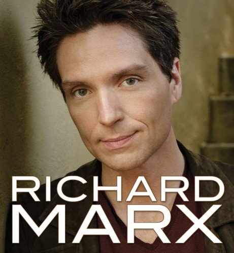 """September 16:Happy 56th birthday to singer,Richard Marx (\""""Right Here Waiting\"""")"""