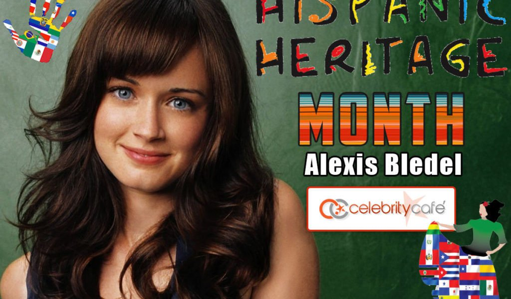 """September 16:Happy 38th birthday to actress,Alexis Bledel (\""""Gilmore Girls\"""")"""