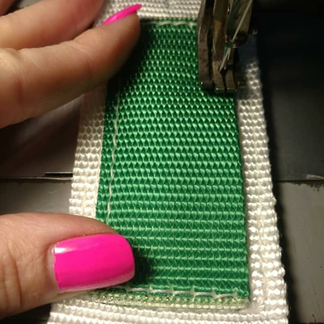 Sewing pieces & installing hardware #blockydogscollar #customdogcollars #handmade #dogcollars #madeinusa #heavydutycollar #workingdogcollars #widecollar #widemartingale #bucklemartingale #bigdogcollar<br>http://pic.twitter.com/oKi6UWpZR9