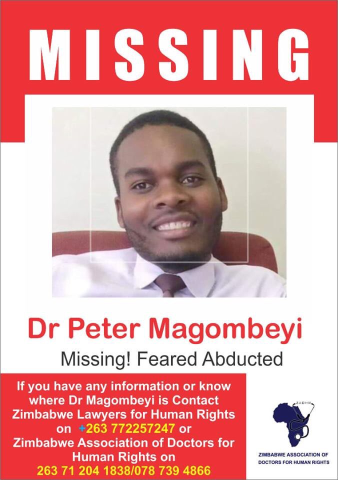 I'm angry that we live in a country where a doctor can be abducted for standing up for the welfare of medical professionals. Shameful. This Govt has no idea what liberation means. They treat people like slaves then torture them.   Is this what you fought for? #BringBackPeter <br>http://pic.twitter.com/JFvNMSJb8L